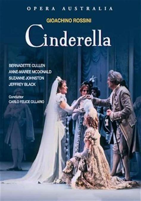 cinderella film netflix rossini cinderella australian opera for rent on dvd
