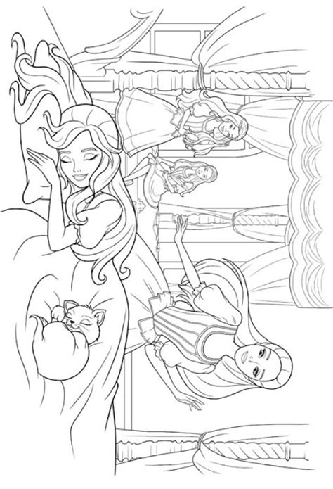 happy birthday barbie coloring pages barbie coloring pages