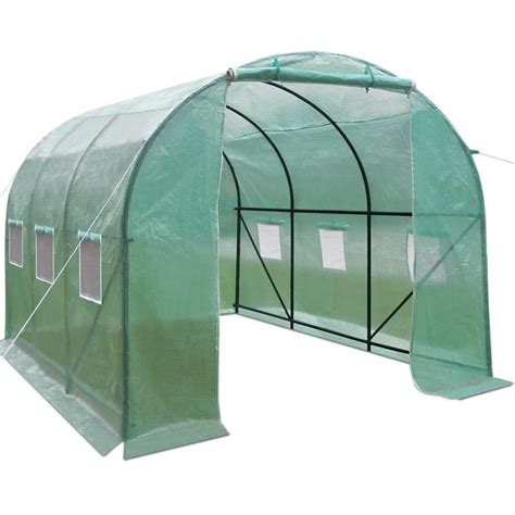 achat serre jardin serre de jardin en aluminium et polycarbonate achat vente serre de jardin en aluminium et