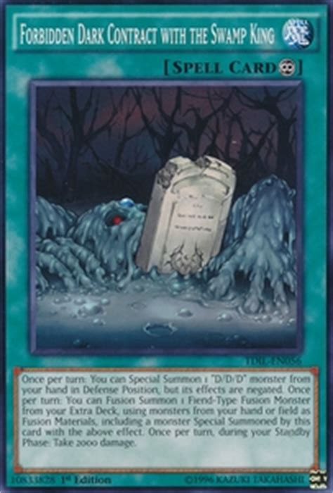 Kartu Yugioh Magician S Rod Common forbidden contract with the sw king tdil en056 common yugioh the illusion card