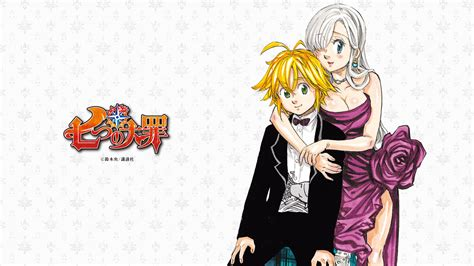 wallpaper anime nanatsu no taizai nanatsu no taizai wallpapers wallpaper cave