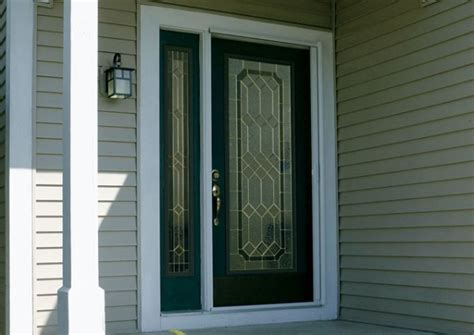 milliken doors door with two sidelites milliken