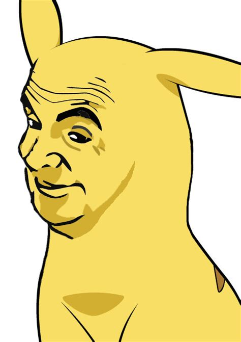 Know Your Meme Face - if you know what i mean pikachu give pikachu a face