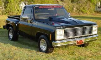 1980 Chevrolet Truck 1980 Chevrolet Step Side 1 2 Ton 40118