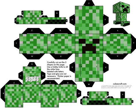 Creeper Papercraft - 1000 images about minecraft cumple on