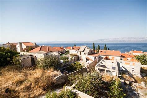 in vendita croazia croazia brac casa in costruzione in vendita