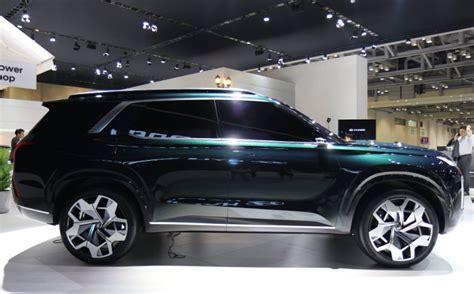 Hyundai New Suv 2020 Palisade Price by 2020 Hyundai Palisade Suv Release Date Redesign Price