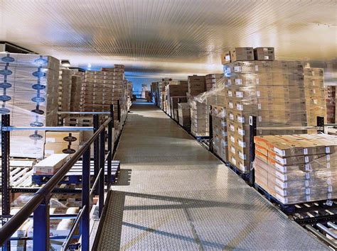 pallet racking romstor projects