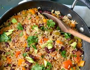 vegetarian mexican rice recipe easy 3050 best images about recipes to cook on see