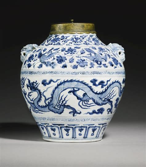 Temple Vase Yuan Dynasty by Pin By Alain Truong On 13th Century