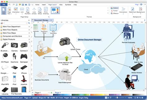 mac workflow software workflow diagram creator 28 images flowchart software