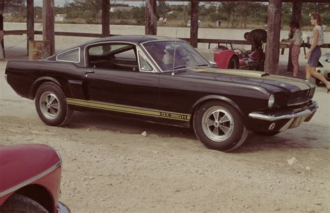 Mustang Auto History by 1966 Ford Mustang