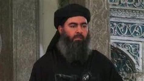 abu bakr al baghdadi profile abu bakr al baghdadi bbc news