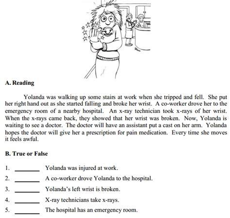 lecturas en presente simple con preguntas lectura en ingles para aprender lectura en ingles para