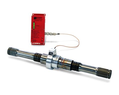 inductive coupling sensor inductive telemetry torque measuring flanges and radio telemetry by manner