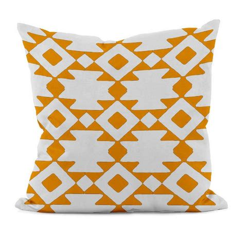 Geometric Throw Pillows by E By Design Geometric Decorative Pillow I Allmodern