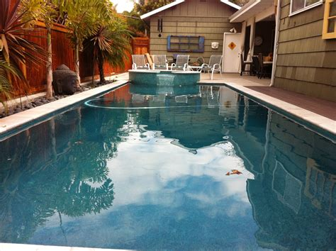 rectangle pool designs   give  awesome swimming