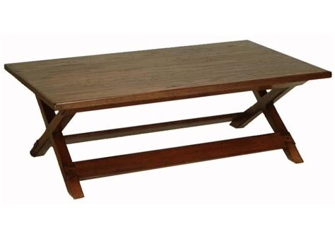 Coffee Tables Nz Sawbuck Coffee Table Southern Creations