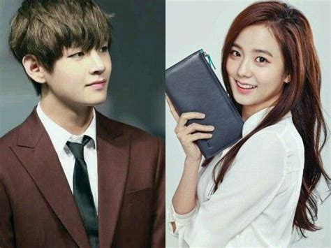 kim taehyung jisoo 17 best images about kims on pinterest harpers bazaar