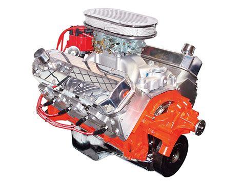 454 big block crate motor big block ford engines images