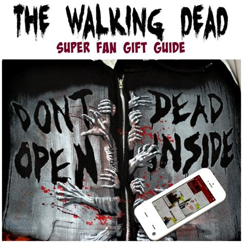 the walking dead gifts the walking dead fan gift guide sweep tight