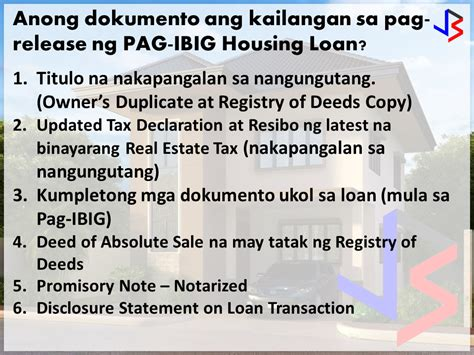 pag ibig ofw housing loan requirements pag ibig housing loan is now easier with lower interest