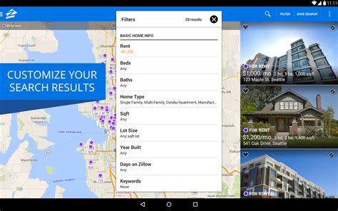 zillow rent houses zillow rentals houses apts apk free android app download appraw