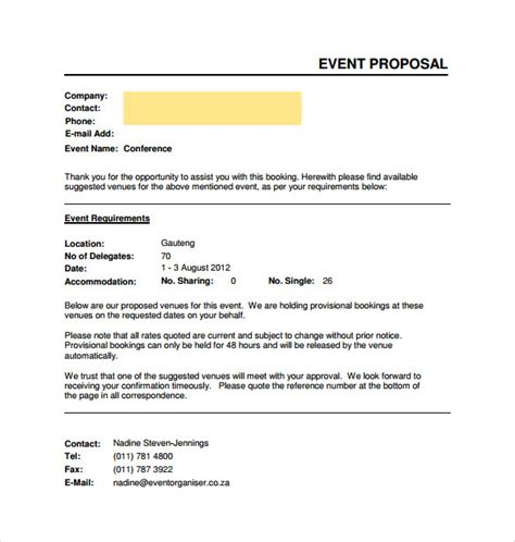 event proposal template cyberuse
