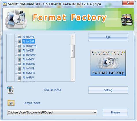format factory download filehippo instalasi format factory 2 9 jantri mukti simalango