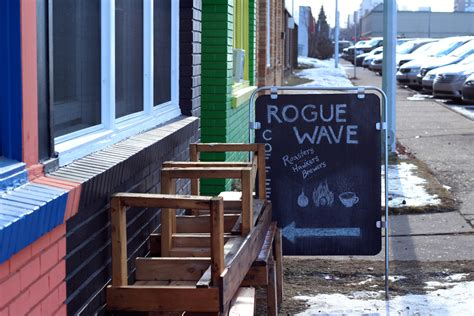 edmonton rogue wave coffee roasts