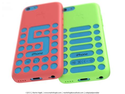 iphone 5c 3d printable cases incoming with bigger bubbles