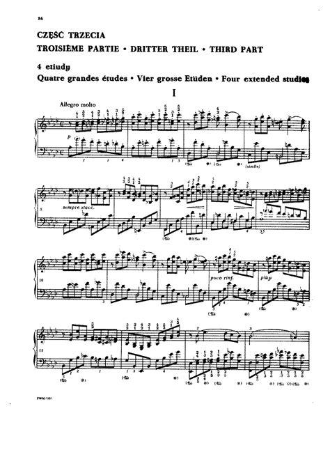 Studies in Double Notes, Op.64 (Moszkowski, Moritz