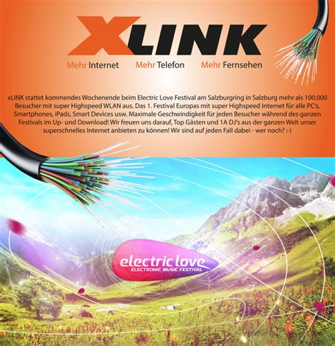 Support Tele 2410 by Electric Festival Aktuelles Xlink