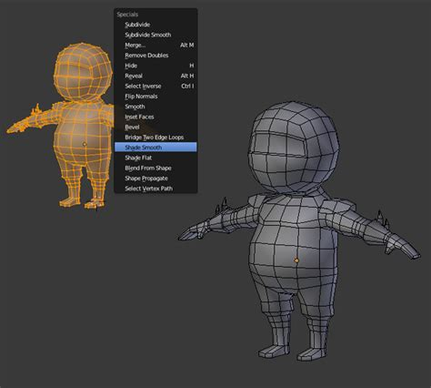 blender tutorial low poly character creating a low poly ninja game character using blender part 1