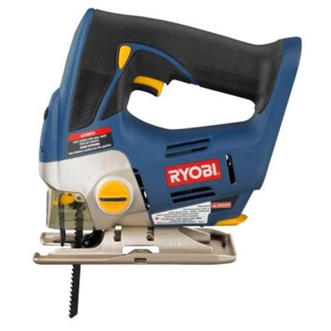 ryobi 18 volt one orbital jig saw tool only p521 the