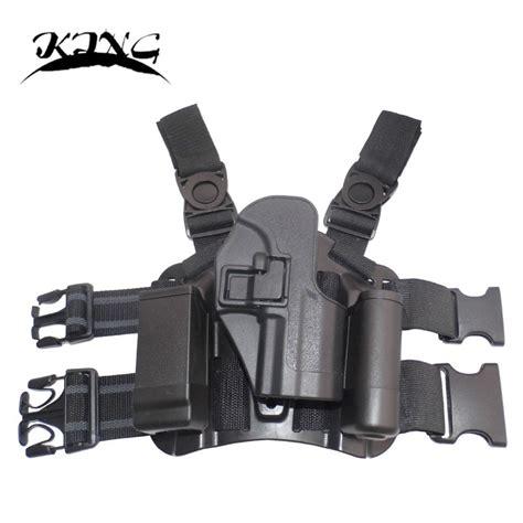 blackhawk tactical leg holster blackhawk cqc gun holster release tactical belt drop