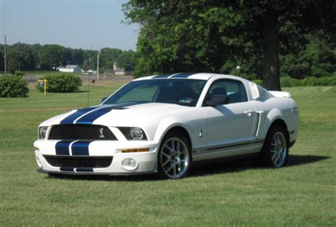 2007 Mustang Shelby by 2k Mile 2007 Ford Mustang Shelby Gt500 For Sale On Bat