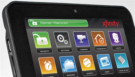 xfinity home a total smart home system digitallanding