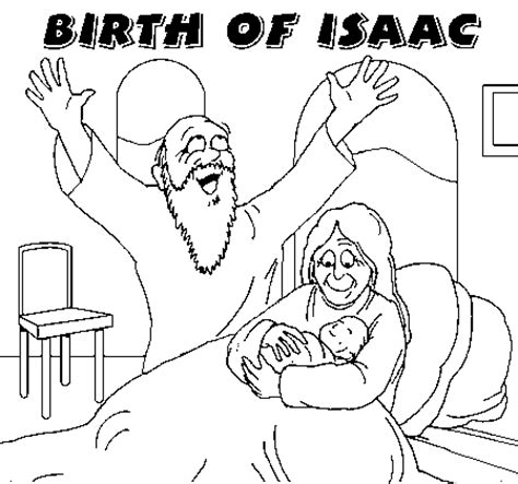 Isaac The Peacemaker Coloring Pages Coloring Pages Isaac Coloring Images