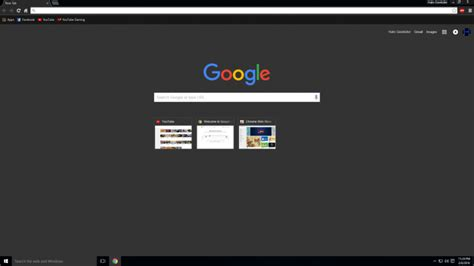 themes google chrome themebeta windows 10 dark chrome theme themebeta