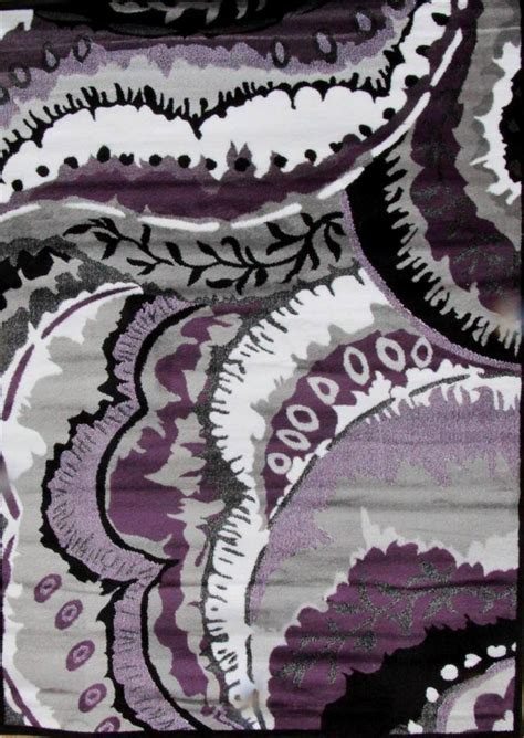 black and purple area rugs 1804 black gray modern abstract area rug contemporary