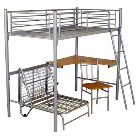 Bunk Bed Frames Study Bunk Mattressshop
