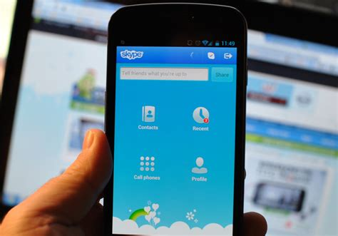 skype for android phone schedule calls and open microsoft office documents on skype s android app