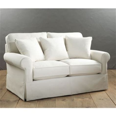 off white loveseat baldwin upholstered loveseat ballard designs 1499 in