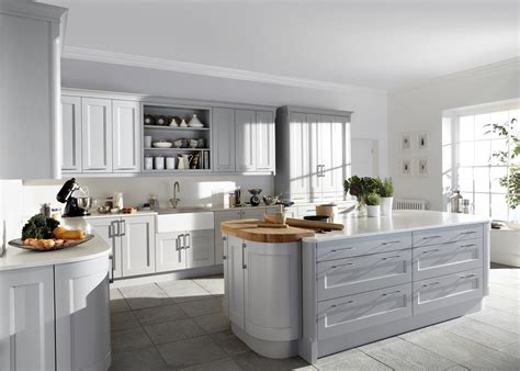 Affordable Kitchens With Light Gray Kitchen Cabinets Mybktouch Com | affordable kitchens with light gray kitchen cabinets