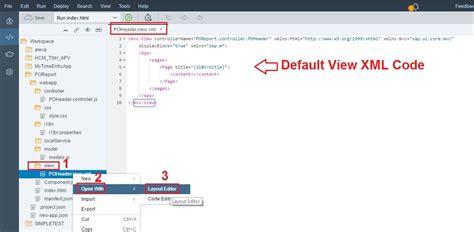 sapui5 odata tutorial sapui5 tutorial with webide part i how to consume custom