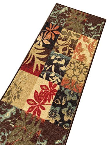 Non Staining Vinyl Backed Rugs by Authentic Rubber Backed 21 Quot X 60 Quot Italian Floral Panel