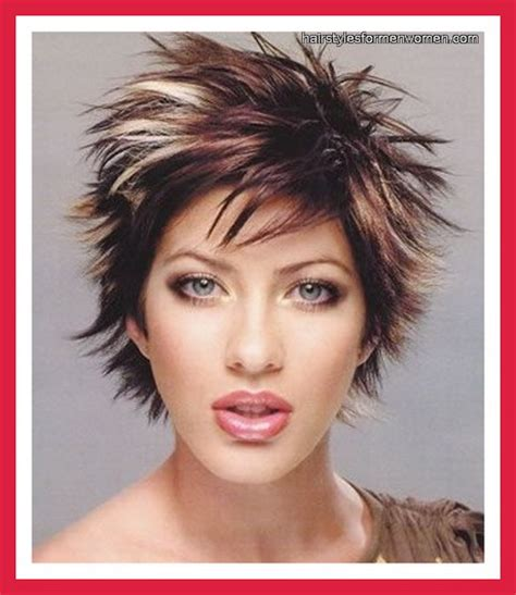 spikey hairstyles for women over 50 short spikey shag hairstyles for women over 50