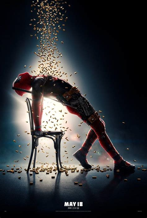 new deadpool trailer new deadpool 2 poster released