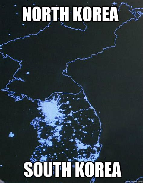 North Korea South Korea Meme - communist democratic well fuck north and south korea capitalism vs communism quickmeme